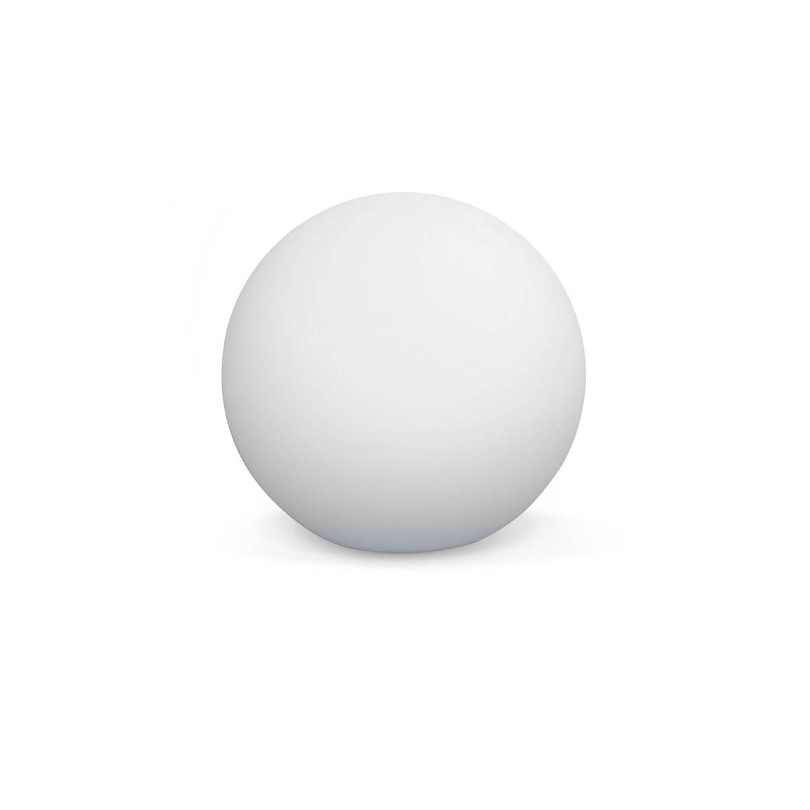Boule LED Lumineuse Multicolore 40CM Sans Fil