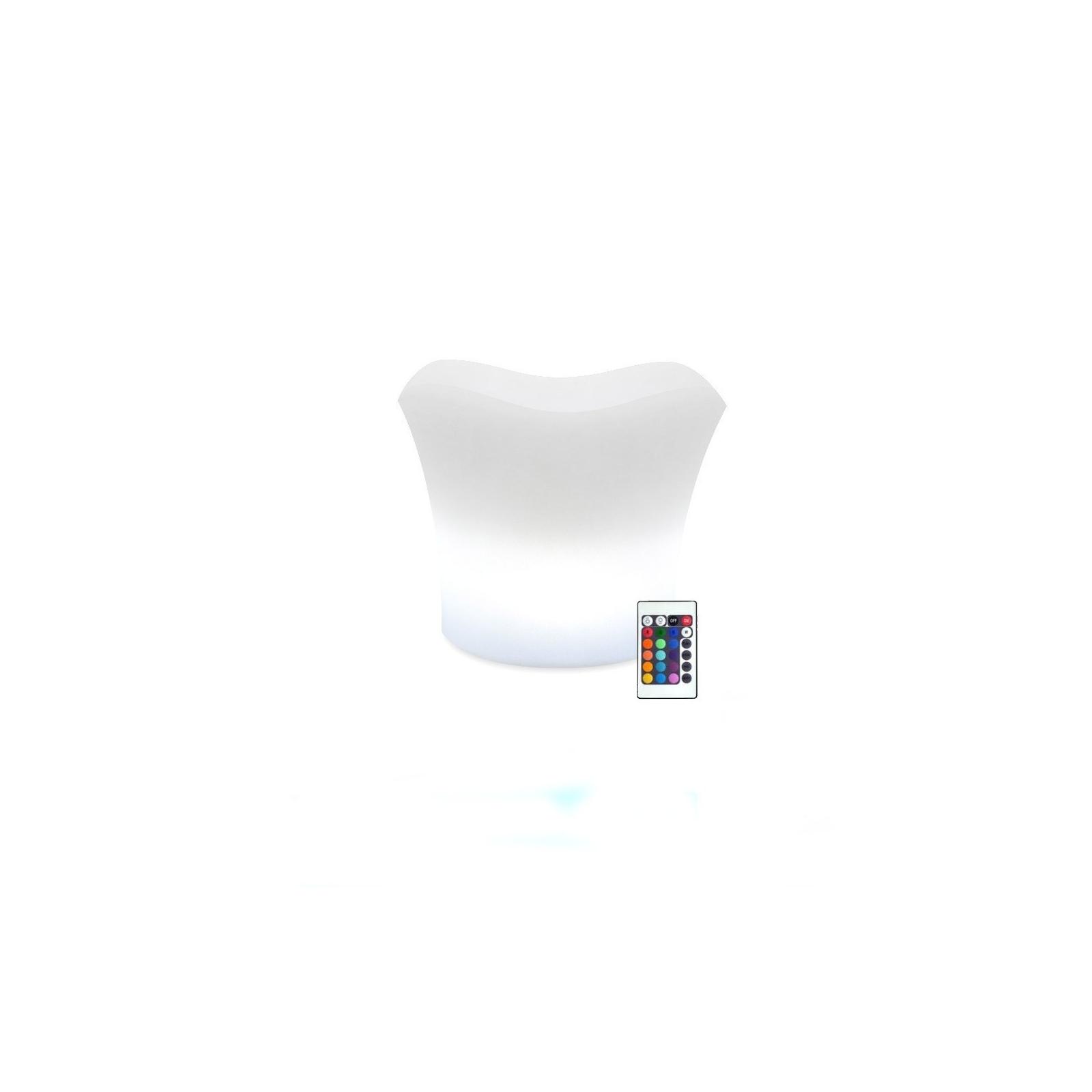 Seau Bouteille Lumineux LED Multicolore Etanche
