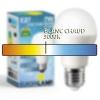 Ampoule LED Culot E27 Puissance 7W Blanc Chaud 2700K