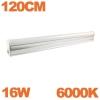 Tube LED T5 Puissance 16W Longueur 120cm Blanc Chaud 3000K