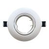 Collerette Orientable BLANCHE 90mm
