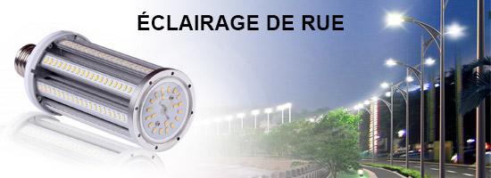 Eclairage De Rue