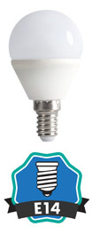 Ampoules E14