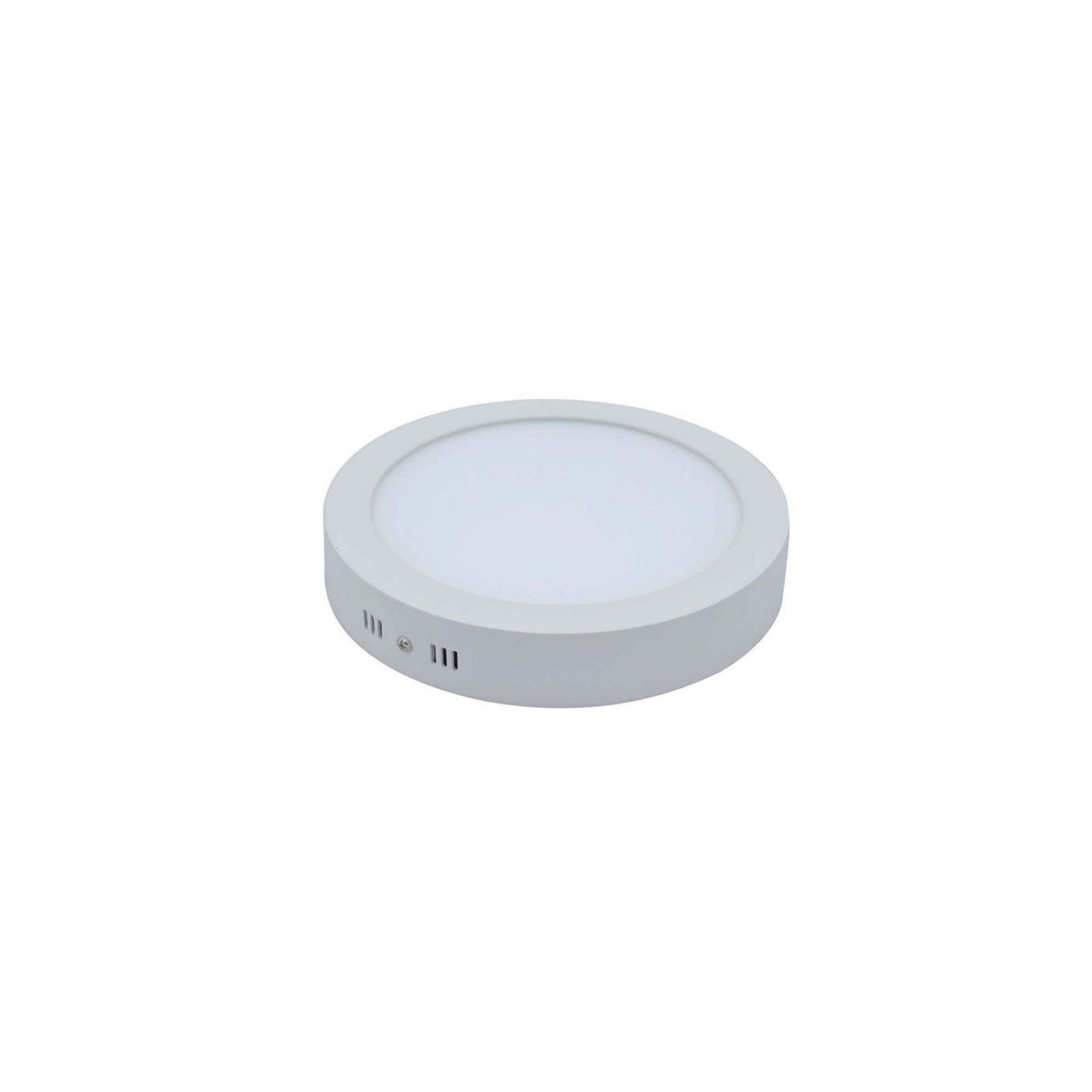 HUBLOT LED 6W ROND BLANC CHAUD INTERIEUR IP20