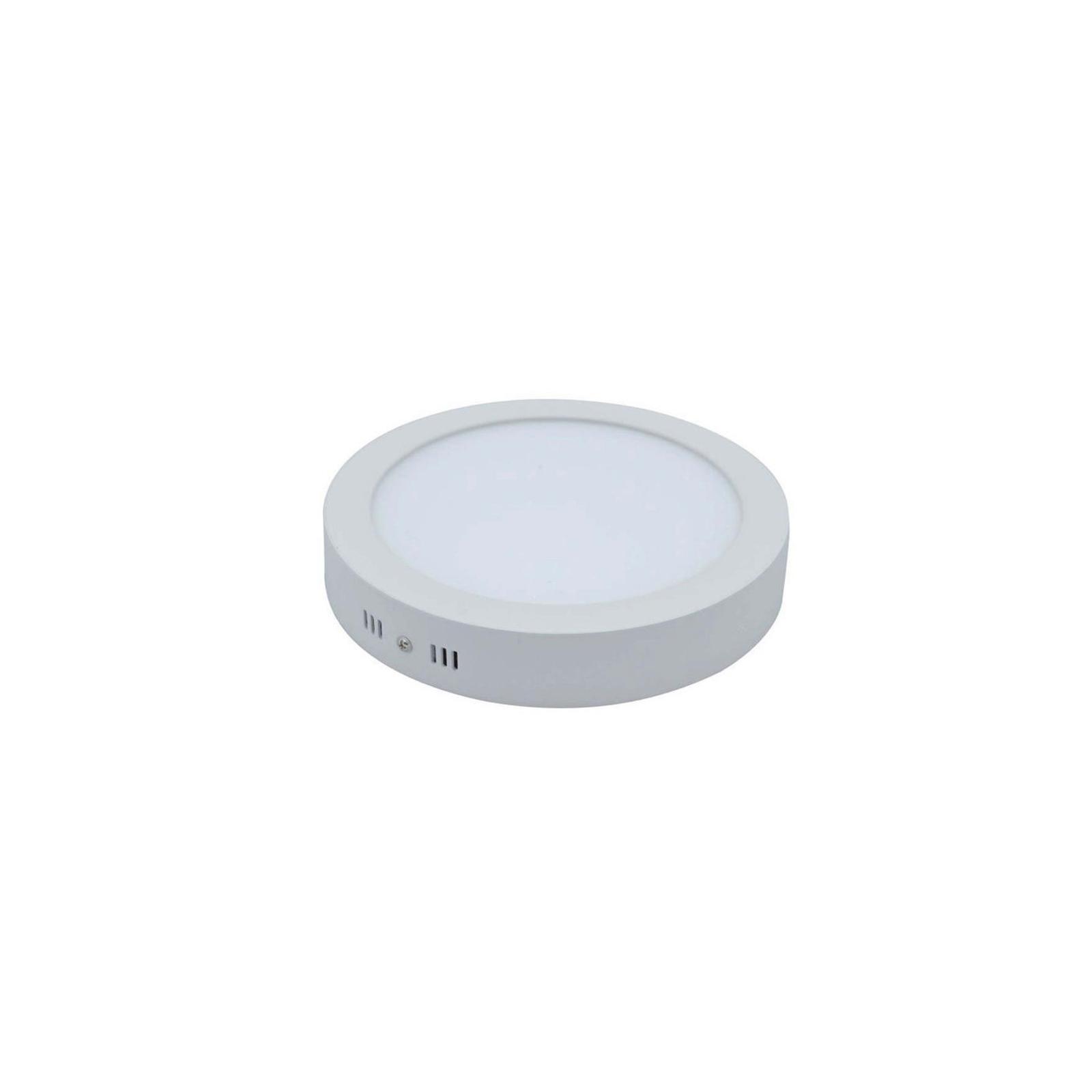 HUBLOT LED 12W ROND BLANC CHAUD INTERIEUR IP20
