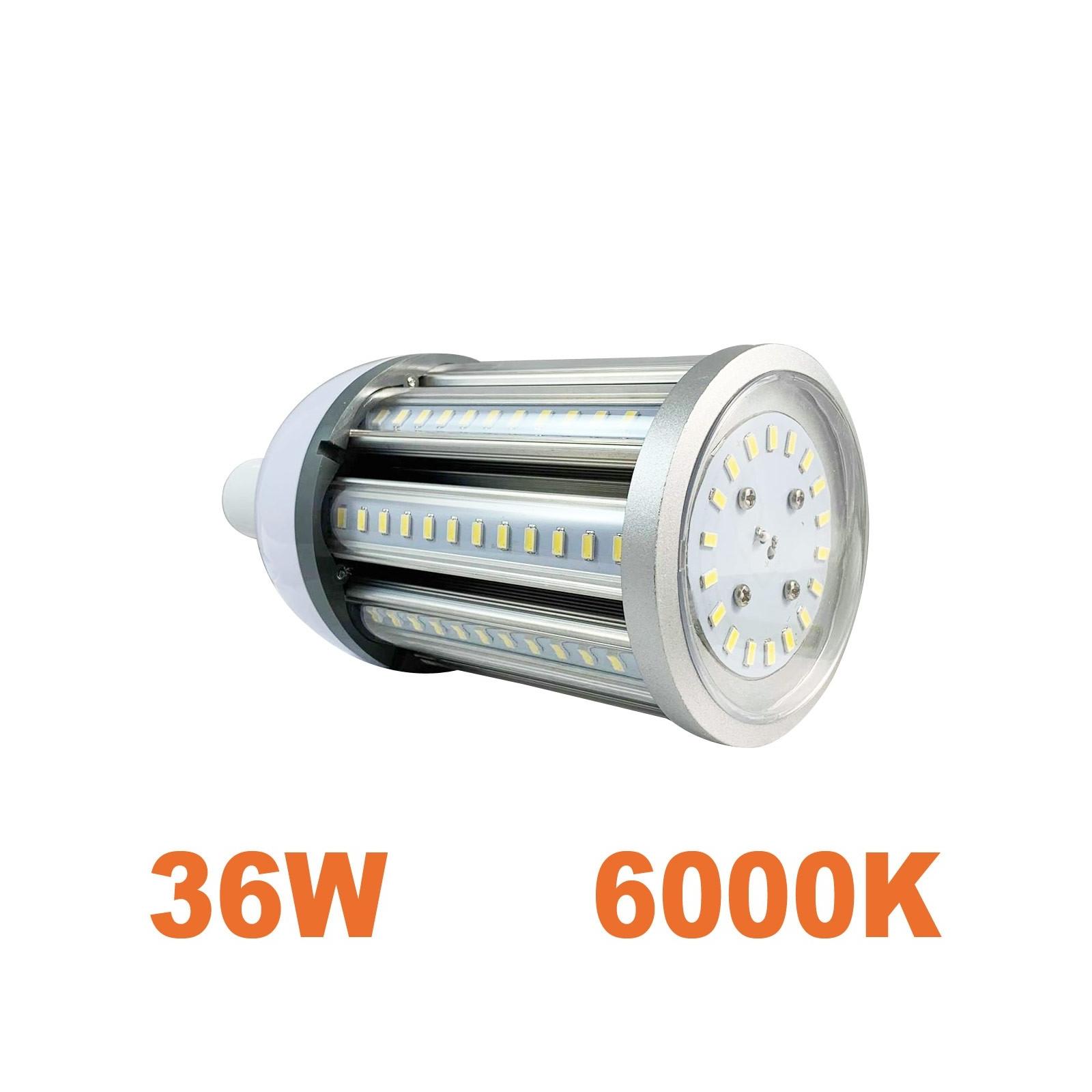 Ampoule LED Culot E40 Puissance 27W Blanc Froid 6000K