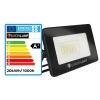 Projecteur LED 20W Ipad Blanc chaud 2700K Haute Luminosité
