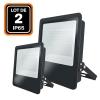 Lot de 2 Projecteurs LED Industriel MOON 200W
