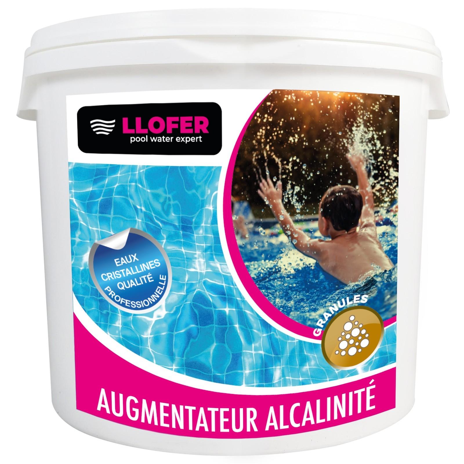 5KG AUGMENTATEUR D'ALCALINITÉ