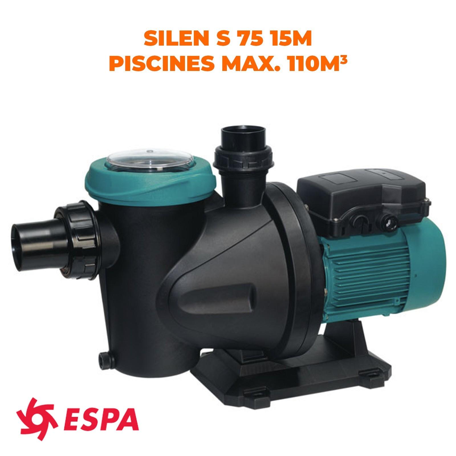 SILEN S 75 15M ESPA POMPE PISCINE