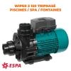 WIPER3 150 TRIPHASÉ ESPA POMPE PISCINE / SPA / FONTAINES ET JEUX AQUATIQUES