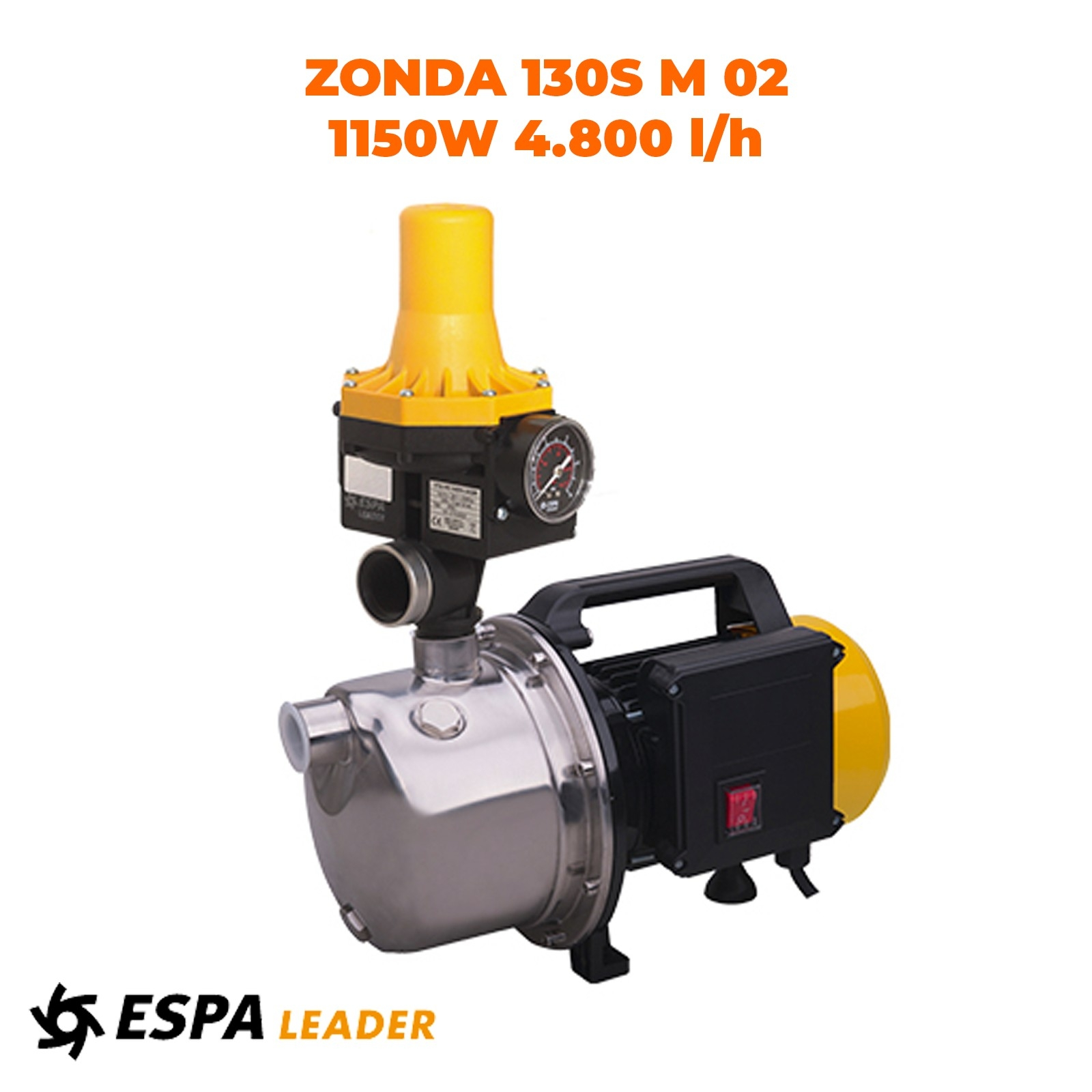 ESPA LEADER POMPE A EAU DE SURFACE ZONDA 130S M02