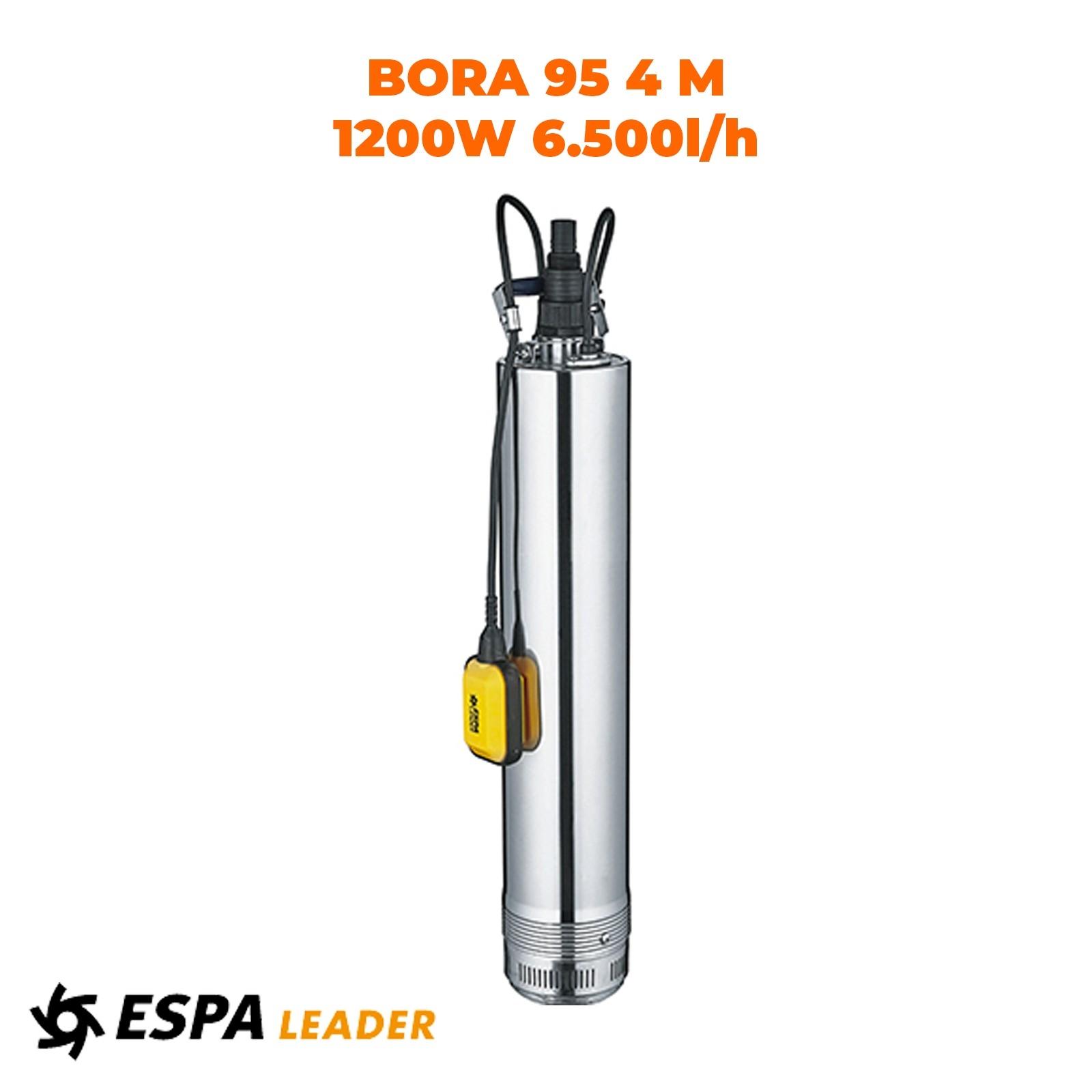 ESPA LEADER POMPE A EAU SUBMERSIBLE BORA 95 4 M