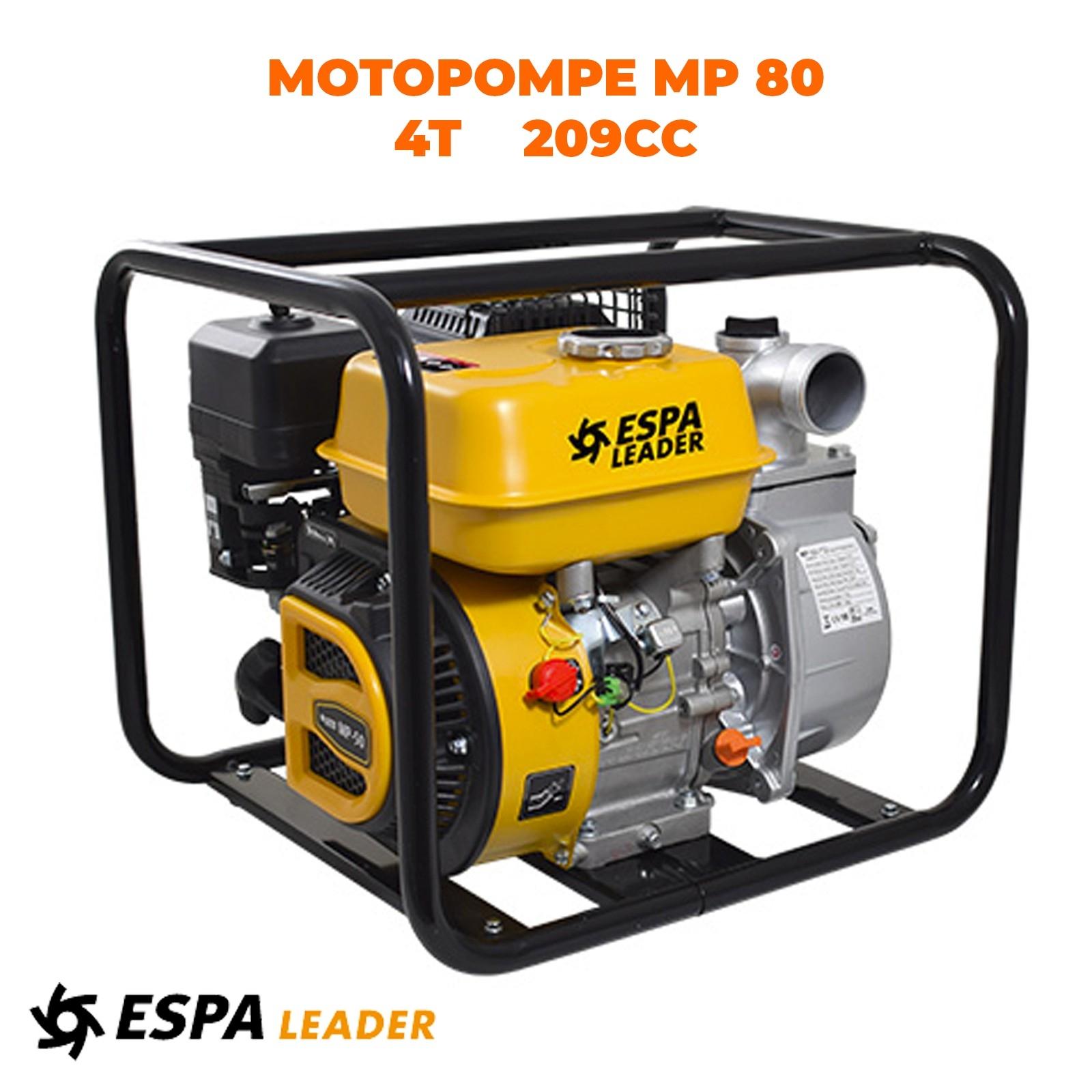 ESPA LEADER MOTOPOMPE MP-80
