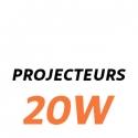 Projecteur Led 20W