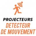 Projecteur LED Detecteur de Mouvement