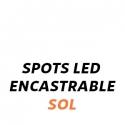 Spots Led Encastrable Sol