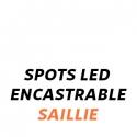Spots LED Saillie