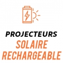 Projecteur LED Rechargeable Chantier