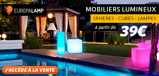 Mobiliers Lumineux